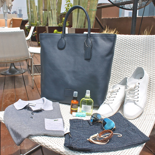 Style Essentials for City Summer Travel