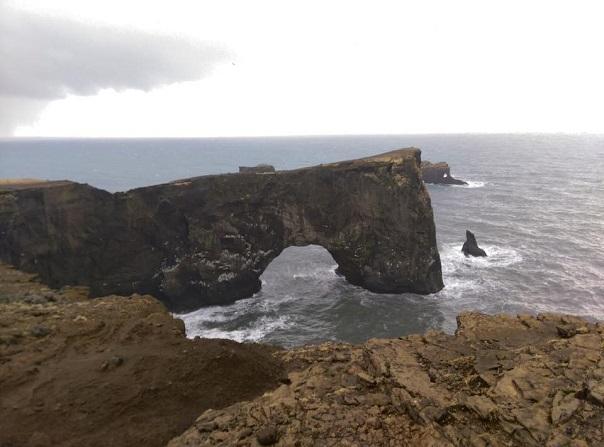 dyrholaey-cliff-iceland-ocean