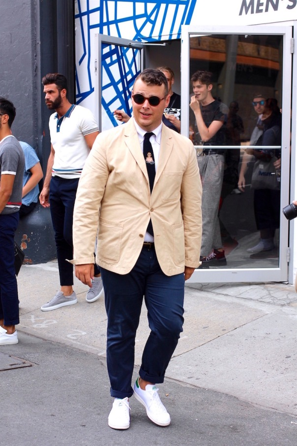 0ecce23761d 30 Summer Menswear Lessons from Street Style Captured at New York ...